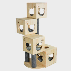 Pet Cat Furniture, Cat Tree Small 06-0199