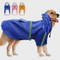 PU Dog Raincoat 06-1019