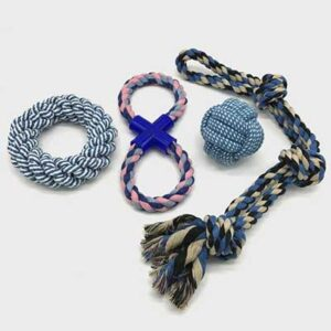 Durable Pet Dog Toy Set Hot Sale Toys 06-0650