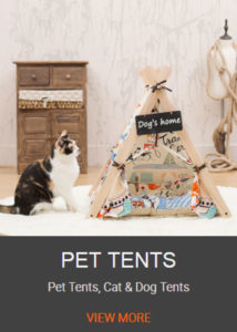 PET DOG CAT TENTS