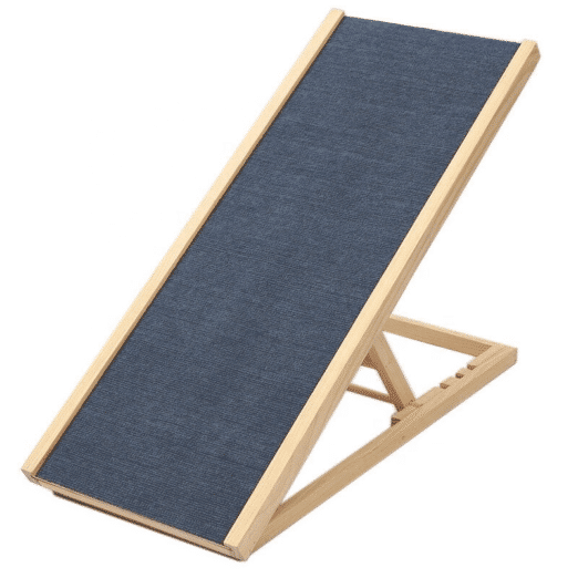 New Design Custom Pet Ramps Portable Adjustable Heights Pet Ramp 06-1617 Aluminium Pet Dog Ramp: Pet Products, Dog Goods 06-1617